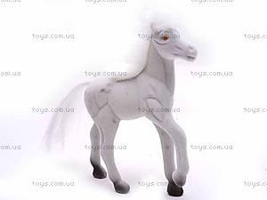 Велюровая детская лошадь, 325A, купить