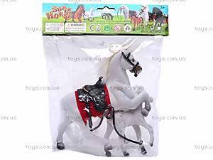 Велюровая детская лошадь, 325A, отзывы
