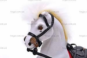 Велюровая детская лошадь, 325A, цена