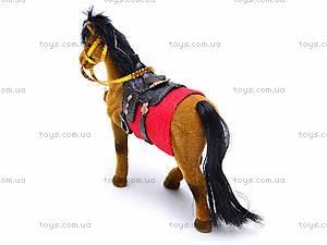 Велюровая лошадка, 2549-9, фото