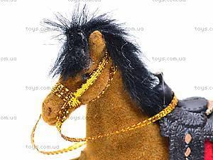 Велюровая лошадка, 2549-9, игрушки