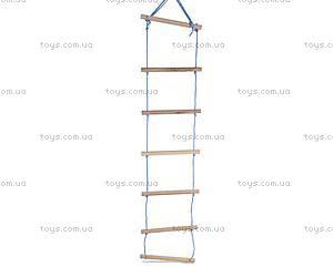 Веревочная лестница, 170 см, Л190, фото