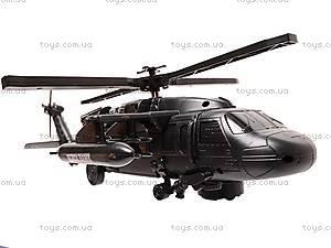 Вертолет «Армия» детский, 1378, игрушки