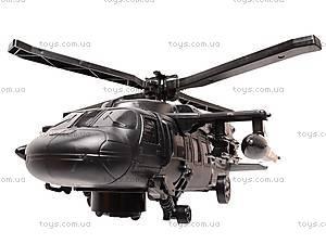 Вертолет «Армия» детский, 1378, детские игрушки