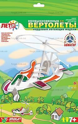Вертолет «Авиатор», Мв-001
