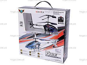 Вертолет детский, радиоуправляемый, W66136, цена