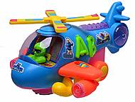 Вертолет детский «Смурфики», F-1020
