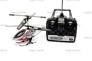 Вертолет для детей, на радиоуправлении, 6016