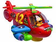 Вертолет музыкальный Angry Birds, F-1050, опт