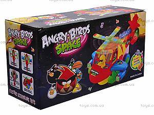 Вертолет музыкальный Angry Birds, F-1050, купить