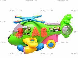 Вертолет музыкальный Ben Ten, F-1010, купить