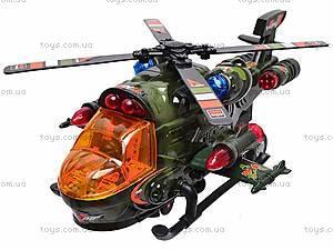 Вертолет музыкальный для детей, F-6288B
