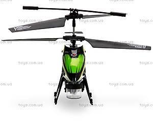 Вертолет на инфракрасном управлении Bubble, зеленый, WL-V757g, купить