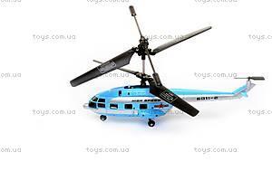 Вертолет на радиоуправлении, с гироскопом, 9286, купить