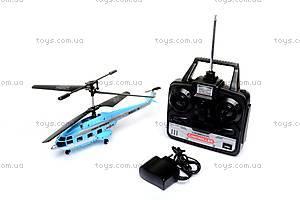 Вертолет на радиоуправлении, с гироскопом, 9286