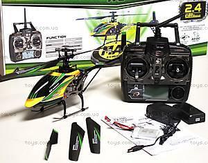 Вертолет на радиоуправлении Sky Dancer, WL-V912, детские игрушки