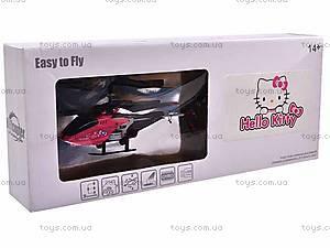 Вертолет радиоуправляемый «Hello Kitty», 7788E-3, отзывы
