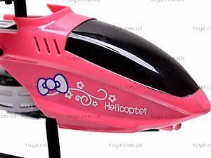 Вертолет радиоуправляемый «Hello Kitty», 7788E-3, игрушки