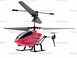 Вертолет радиоуправляемый «Hello Kitty», 7788E-3, детские игрушки