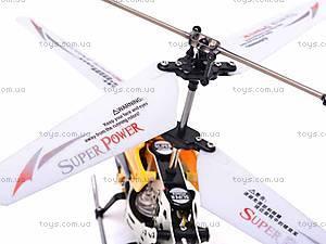 Вертолет радиоуправляемый, с гироскопом, L6019, детские игрушки