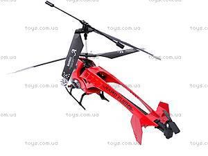 Вертолет радиоуправляемый, трехканальный, PF158, детские игрушки