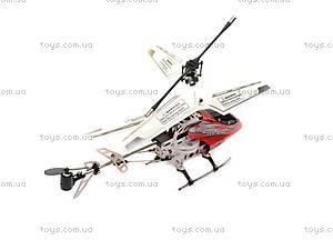 Вертолет, с гироскопом и пультом р/у, 777-910, фото