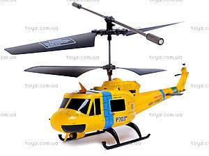 Вертолет с гироскопом, радиоуправляемый, P703B, фото