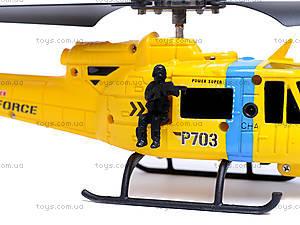 Вертолет с гироскопом, радиоуправляемый, P703B, игрушки