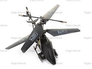 Вертолет с гироскопом, р/у, 777-385, игрушки
