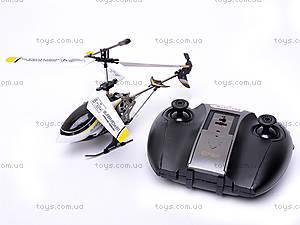 Вертолет с гироскопом, с радиоуправлением, 9144, игрушки