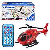 """Вертолет """"Special Helicopter"""" красный , JYD178A-2/B-2, набор"""