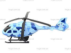 Игрушечный вертолет «Камуфляж», CM8898-3, игрушки