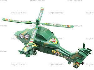 Инерционный вертолет «Военный», 011-3, отзывы