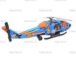 Вертолетик музыкальный, SY582, игрушки
