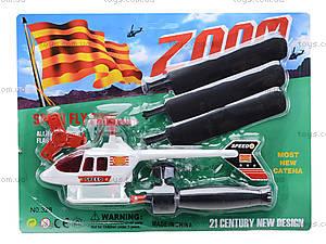 Игрушка с запуском «Вертолёт», 113-3219(328), купить