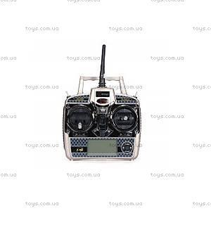Бесколлекторный вертолёт «3D микро», WL-V977, купить