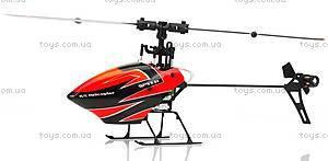 Вертолёт 3D на радиоуправлении, оранжевый, WL-V922o, фото