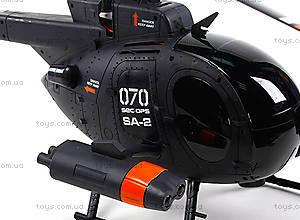 Большой вертолёт на радиоуправлении Fei Lun MD-500, FL-FX070C, детские игрушки