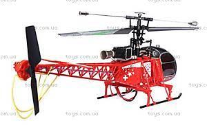 Вертолёт на радиоуправлении WL Toys V913 Lama, красный, WL-V915r, отзывы