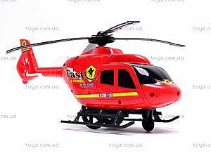 Вертолёт детский инерционный, 2 вида, 678, фото