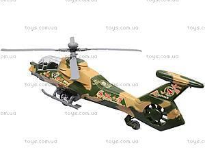 Вертолёт инерционный «Армия», 2988B, фото
