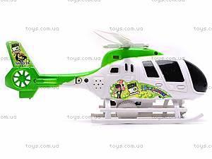 Вертолёт инерционный детский, 338, фото