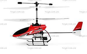 Вертолёт на радиоуправлении Xieda, красный, GWT-9998r, отзывы