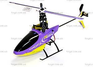 Вертолёт радиоуправляемый Xieda, фиолетовый, GWT-9958v