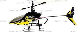 Вертолёт радиоуправляемый Xieda, желтый, GWT-9958b, фото