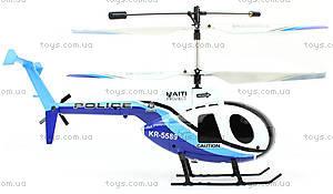Вертолёт радиоуправляемый Xieda Police, GWT-9988, цена