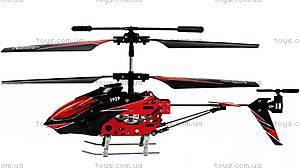 Вертолёт с автопилотом WL Toys (красный), WL-S929r, купить