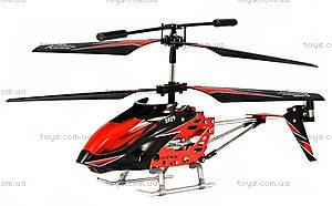 Вертолёт с автопилотом WL Toys (красный), WL-S929r