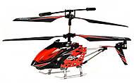 Вертолёт с автопилотом WL Toys (красный), WL-S929r, toys