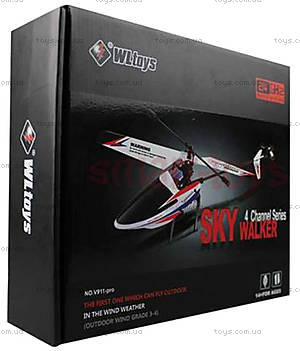 Вертолёт WL Toys Skywalker, WL-V911PRO, магазин игрушек